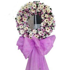 Send funeral flowers in Ha Noi